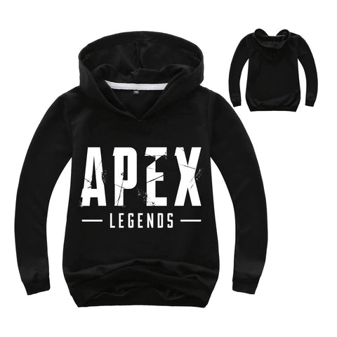 BLACK APEX legends hoodie IN STOCK