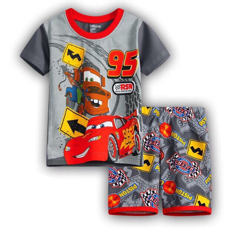 Cars Lightning McQueen pyjamas