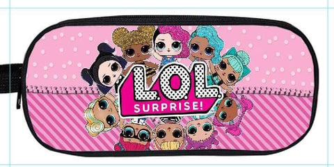 LOL Surprise pencil case
