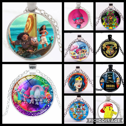 Cute necklaces FREE POSTAGE!