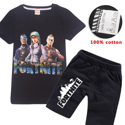 Black Fortnite 2pc Summer set IN STOCK