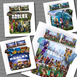 "Roblox ""planet"" quilt cover pre-order"