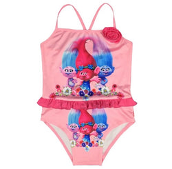 Trolls one piece bathers