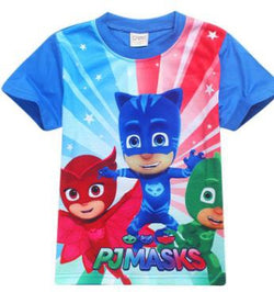 PJ Mask blue T-shirt