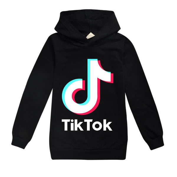 Tik stok hoodie black or Fuchsia, 2 colours IN STOCK