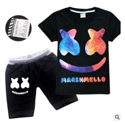 NEW Marshmello 2pc summer set