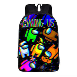 Among us backpack design 3