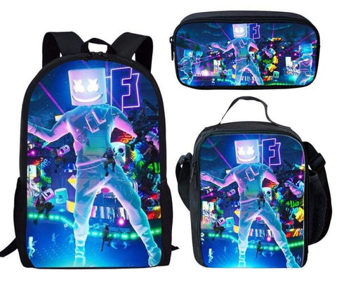 Marshmello 3pc back to school set IN STOCK!