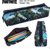 Green or black small fortnite pencil case