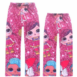 LOL surprise doll leggings Sz 4-12