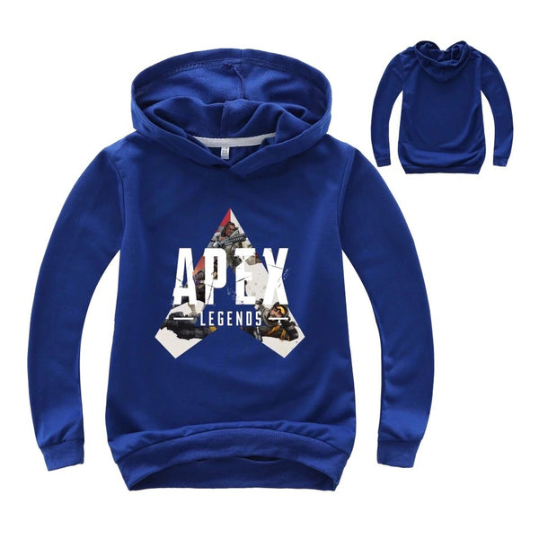 Blue APEX legends hoodie IN STOCK