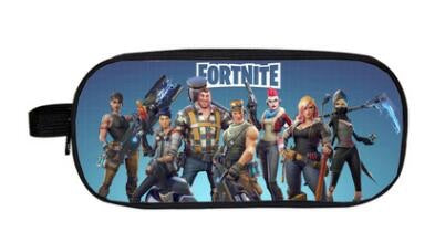 "Fortnite pencil case ""blue group"""