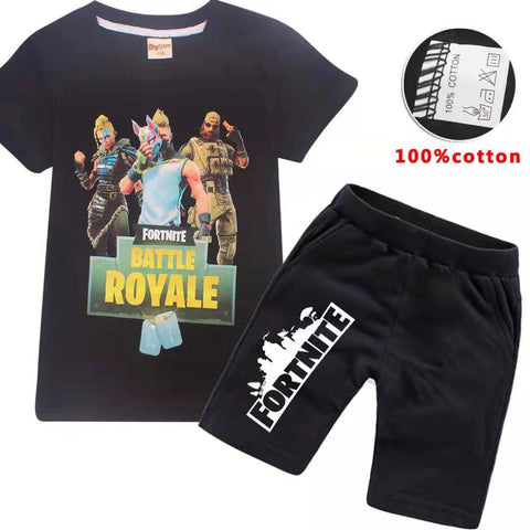 Fortnite BATTLE ROYALE outfit or pyjamas ! Sz 6-12