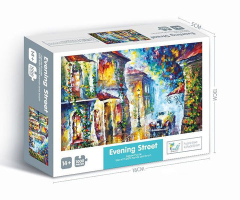 1000pc jigsaw puzzle IN STOCK