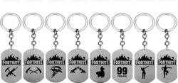 Fortnite key ring