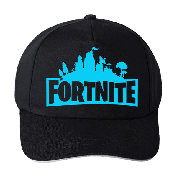 Black glow in the dark Fortnite