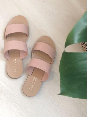 Corfu Slides - BLUSH