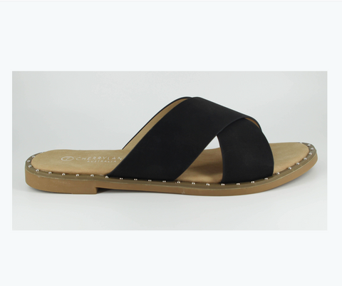 Emma Slide - Black