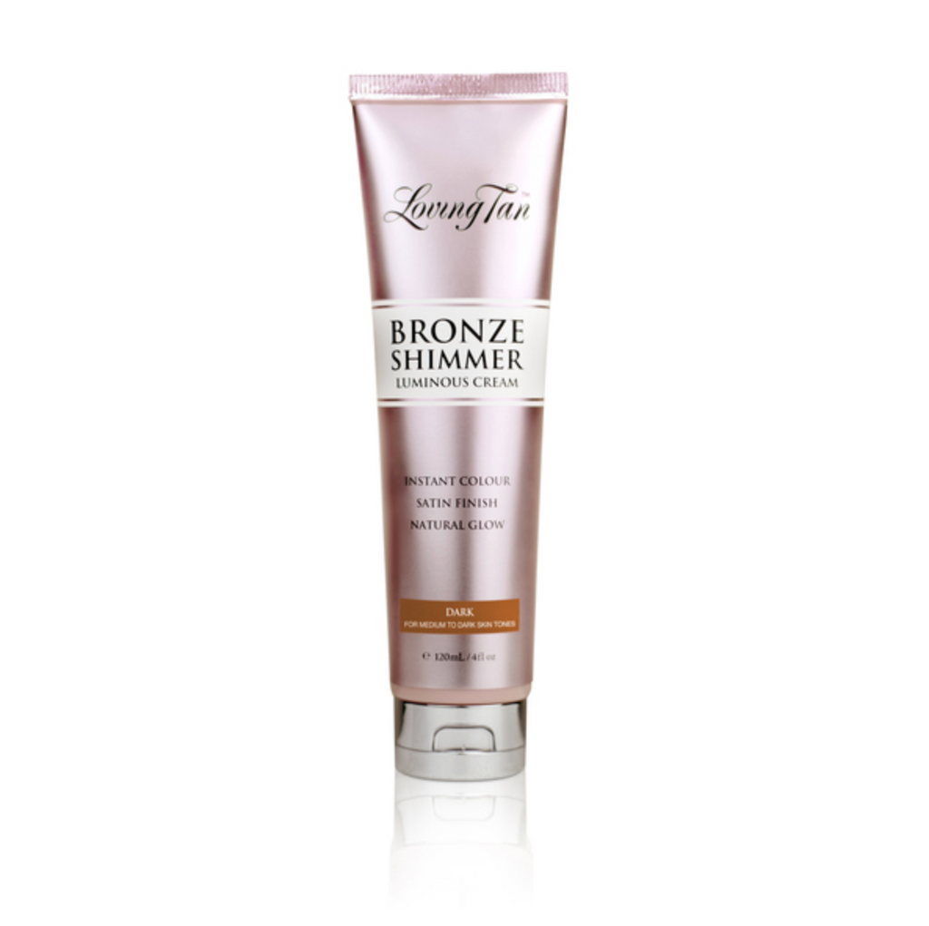 Bronze Shimmer Luminous Cream Dark
