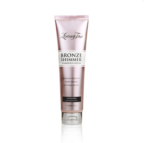 Bronze Shimmer Luminous Cream Ultra Dark