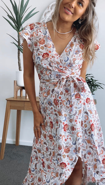 Meadow Dress - FLORAL