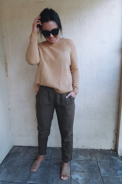 Cambridge Pants - Khaki