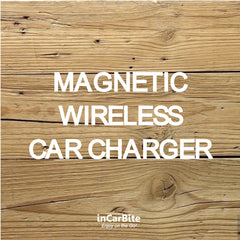 Wireless Qi Charger for Car, Home & Office Use