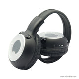 Wireless 2-Channel Infra Red Headphone with FREE Protective Hard Case ( SAVES 15% for TWIN SET )