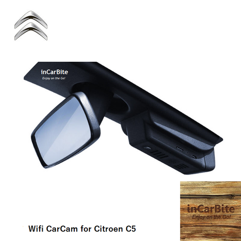 Citroen C5 OE Factory Fit WiFi CAR CAMERA