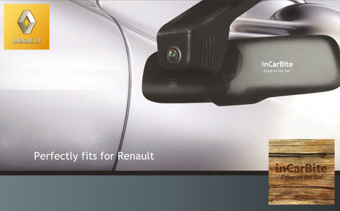 OE Factory Fit WiFi CAR CAMERA for Renault