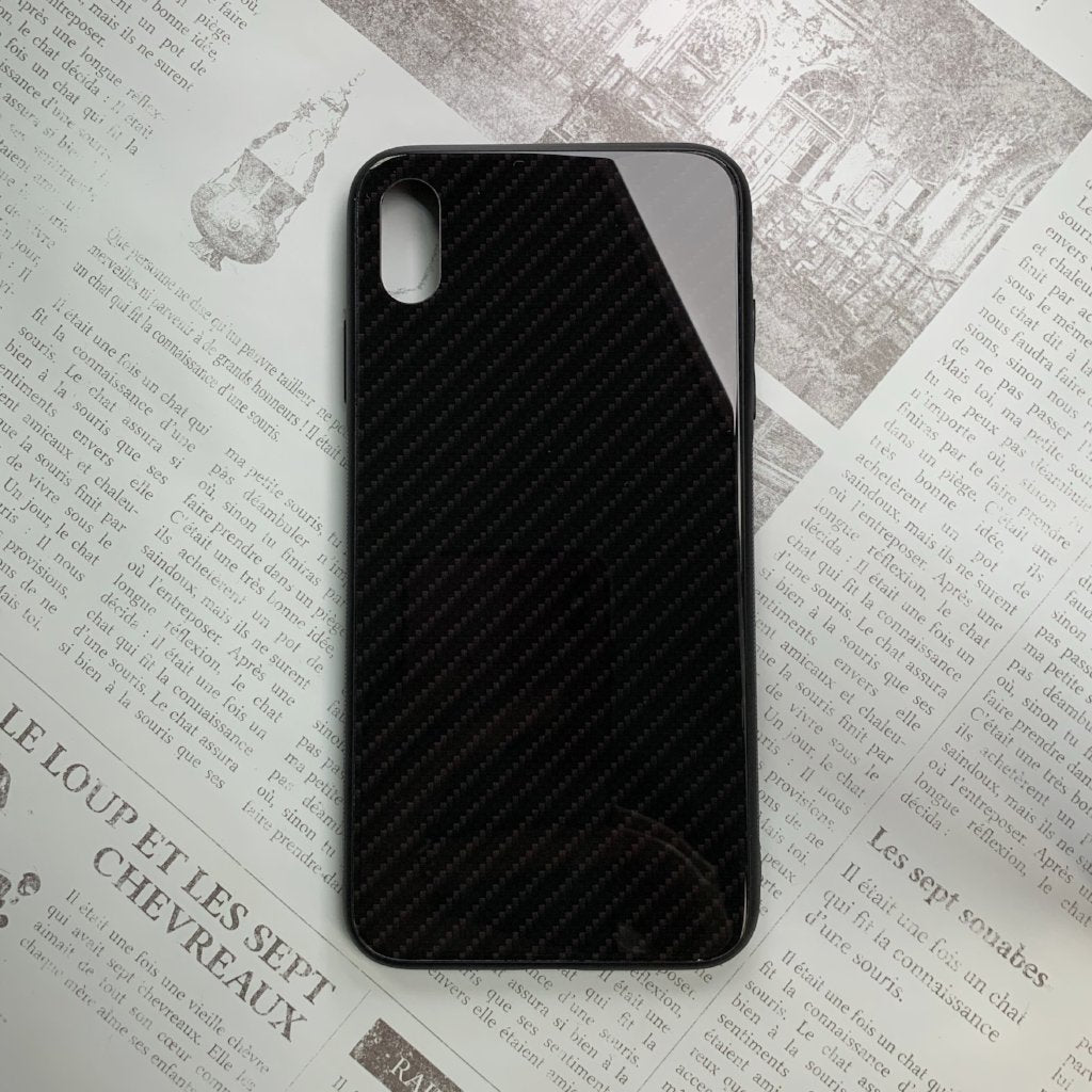 NEW ARRIVAL ! iPhone XS Max Phone Case with Built-in Invisible Metal Plate.  Designed for inCarBite TRACK.