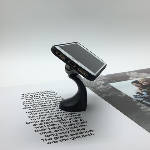 STANFORD Universal Magnetic Desktop Stand for Cell Phone / Phablet