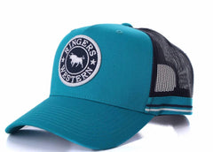 DROVER LANE TRUCKER - TEAL