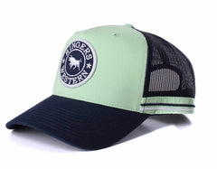 DROVER LANE TRUCKER - LIME
