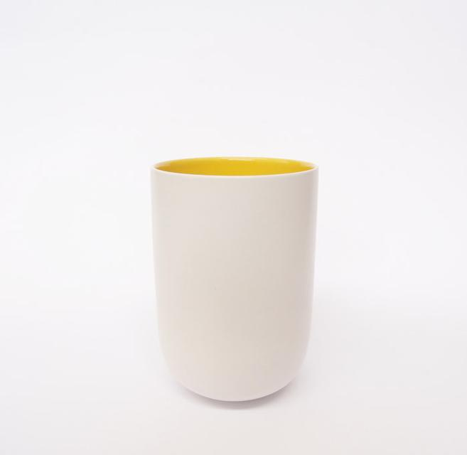 ACCENT TUMBLER - YELLOW