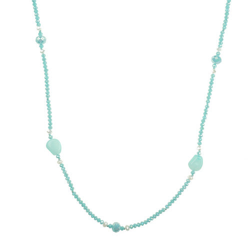 NECKLACE - BLUE