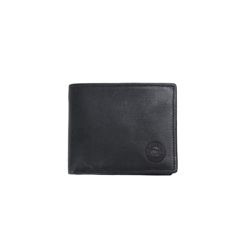 RINGERS WESTERN SOUTH EAST WALLET - BLACK