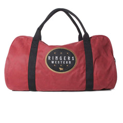 DUSTY DUFFLE BAG - BURGUNDY