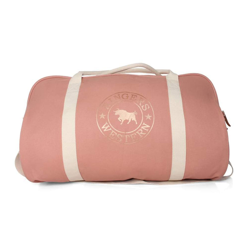 KILLARNEY DUFFLE BAG - DUSTY ROSE