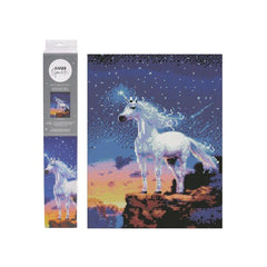 CANVAS SPARKLE KIT - UNICORN MAGIC