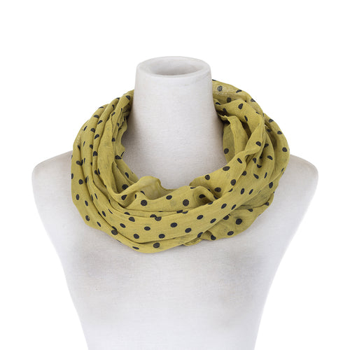 SNOOD - GREEN SPOT