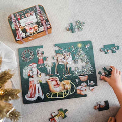 'TAKE ME WITH YOU' CHRISTMAS PUZZLE