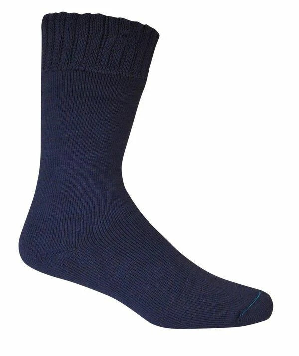 BAMBOO SOCKS - NAVY