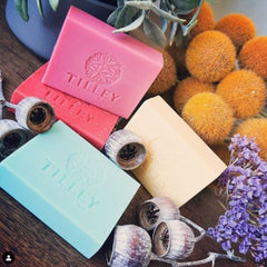 PURE VEGETABLE SOAPS