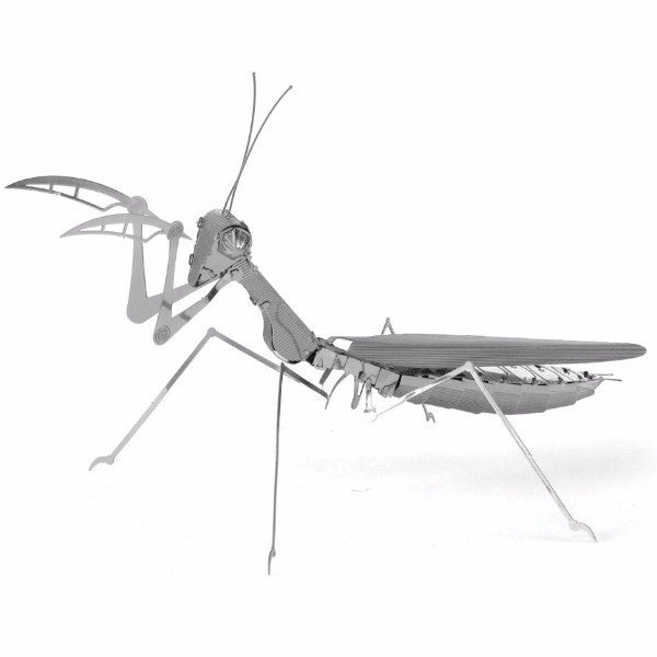 Prying Mantis Metal Model building kit bugs DIY craft 3D Puzzle assembly kit