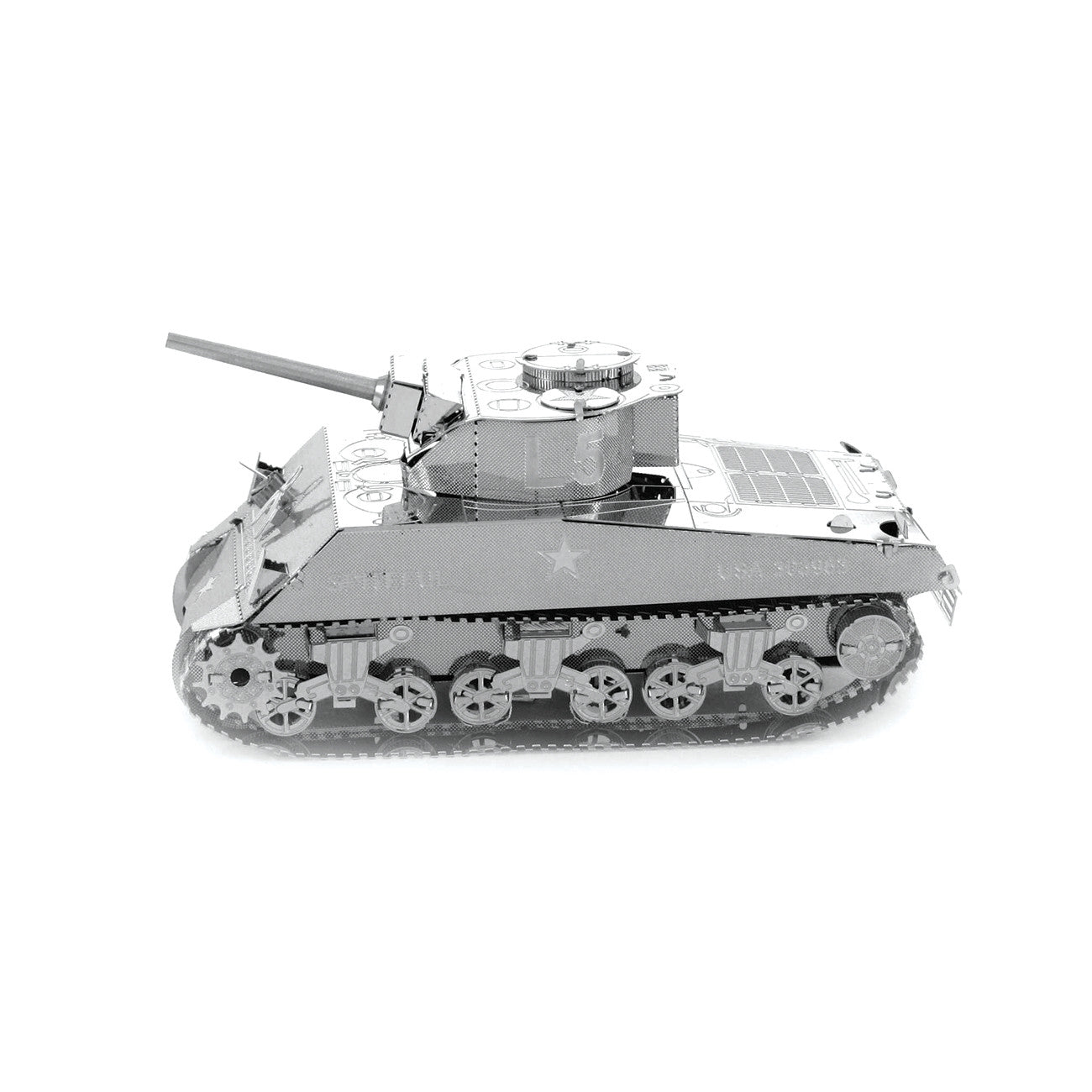 3D metal model building kit USA Sherman tank 3D puzzle DIY toy boys mens | Healing stone Handmade Jewelry by AnuanA Craft