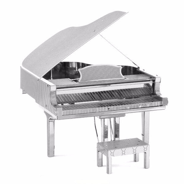 Metal Model building kit Grand Piano 3D puzzle DIY craft Gift model assembly | Healing stone Handmade Jewelry by AnuanA Craft