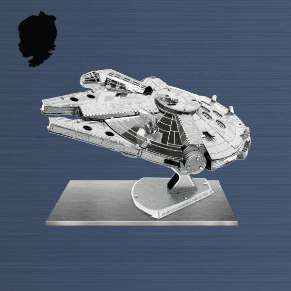 Star Wars kids craft kit metal model assembly figurines 3D puzzle boys gift