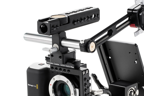 Wooden Camera NATO Handle Kit (Plus, 70mm)
