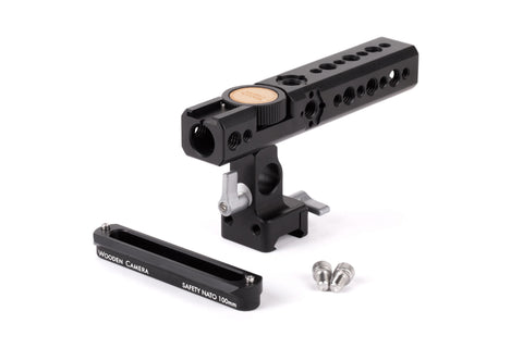 Wooden Camera NATO Handle Kit (Plus, 100mm)